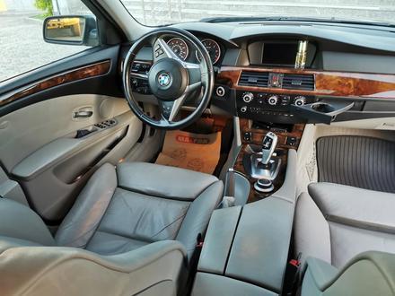 BMW 528 2007 года за 5 500 000 тг. в Актау – фото 11
