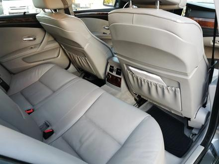 BMW 528 2007 года за 5 500 000 тг. в Актау – фото 12
