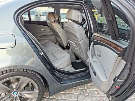 BMW 528 2007 года за 5 500 000 тг. в Актау – фото 16