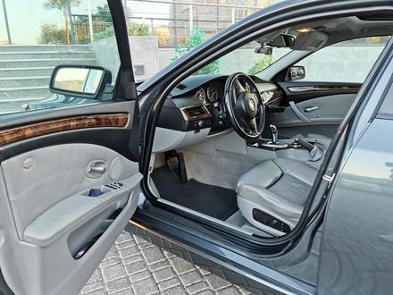 BMW 528 2007 года за 5 500 000 тг. в Актау – фото 18