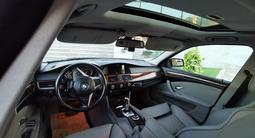 BMW 528 2007 года за 5 500 000 тг. в Актау – фото 2