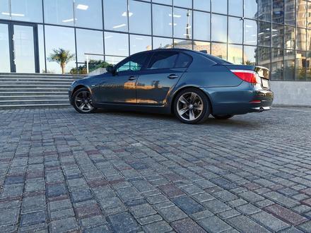 BMW 528 2007 года за 5 500 000 тг. в Актау – фото 22