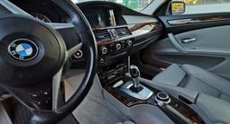 BMW 528 2007 года за 5 500 000 тг. в Актау – фото 3