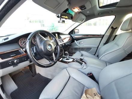 BMW 528 2007 года за 5 500 000 тг. в Актау – фото 4