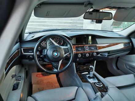BMW 528 2007 года за 5 500 000 тг. в Актау – фото 9
