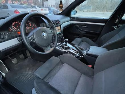 BMW 530 2001 года за 4 000 000 тг. в Алматы – фото 10