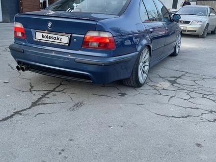 BMW 530 2001 года за 4 000 000 тг. в Алматы – фото 7