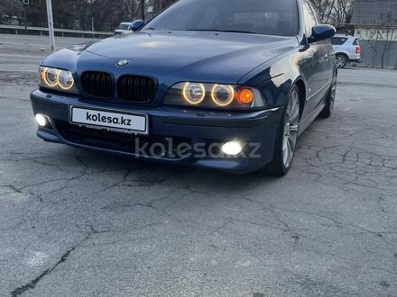BMW 530 2001 года за 4 000 000 тг. в Алматы – фото 8