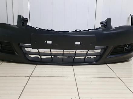 Передний бампер Nissan Almera 2013-н. В за 20 000 тг. в Нур-Султан (Астана)