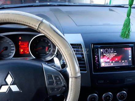Mitsubishi Outlander 2008 года за 5 800 000 тг. в Семей – фото 9