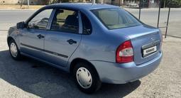 ВАЗ (Lada) Kalina 1118 (седан) 2006 года за 1 500 000 тг. в Туркестан – фото 2