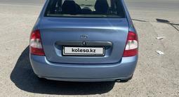 ВАЗ (Lada) Kalina 1118 (седан) 2006 года за 1 500 000 тг. в Туркестан – фото 3