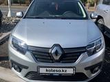 Renault Sandero 2021 года за 6 950 000 тг. в Алматы