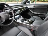 Audi A8 2018 года за 41 500 000 тг. в Алматы – фото 5