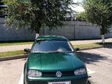Volkswagen Golf 1999 года за 1 800 000 тг. в Тараз – фото 2