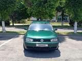 Volkswagen Golf 1999 года за 1 800 000 тг. в Тараз – фото 5