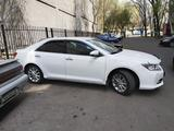 Toyota Camry 2013 года за 9 600 000 тг. в Алматы – фото 3