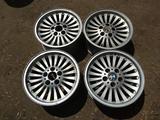 Оригинальные легкосплавные диски 33 стиль на BMW 5 е39 (Германия R1 за 120 000 тг. в Нур-Султан (Астана) – фото 2
