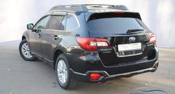 Subaru Outback 2015 года за 9 600 000 тг. в Алматы – фото 3