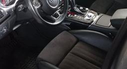Audi A6 2017 года за 15 500 000 тг. в Алматы – фото 2
