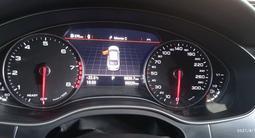 Audi A6 2017 года за 15 500 000 тг. в Алматы – фото 3