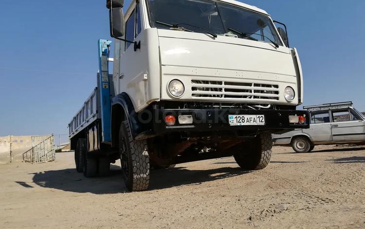 КамАЗ 1991 года за 9 800 000 тг. в Жанаозен