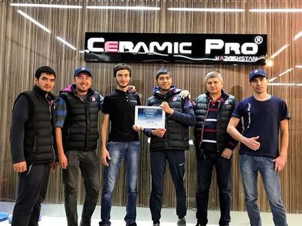Полировка авто! Нано-керамика! Ceramic Pro 9h в Алматы – фото 89