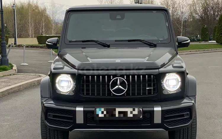 Mercedes-Benz G 63 AMG 2019 года за 95 000 000 тг. в Алматы