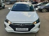 Hyundai Elantra 2019 года за 7 600 000 тг. в Нур-Султан (Астана)