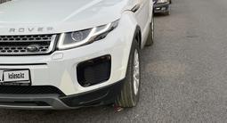 Land Rover Range Rover Evoque 2018 года за 18 300 000 тг. в Алматы – фото 2