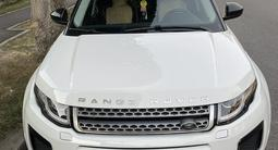 Land Rover Range Rover Evoque 2018 года за 18 300 000 тг. в Алматы – фото 3