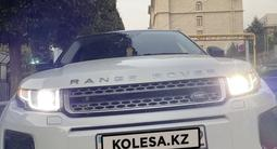 Land Rover Range Rover Evoque 2018 года за 18 300 000 тг. в Алматы – фото 4