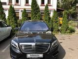 Mercedes-Benz S 400 2014 года за 20 000 000 тг. в Алматы