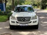 Mercedes-Benz GL 500 2008 года за 6 500 000 тг. в Алматы – фото 2