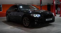 BMW 520 2015 года за 8 800 000 тг. в Актобе – фото 2