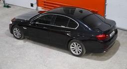 BMW 520 2015 года за 8 800 000 тг. в Актобе – фото 3