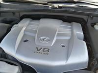 Двигатель vvti 4.7 на запчасти за 350 500 тг. в Актобе