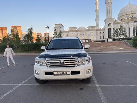Toyota Land Cruiser 2013 года за 18 800 000 тг. в Нур-Султан (Астана) – фото 8