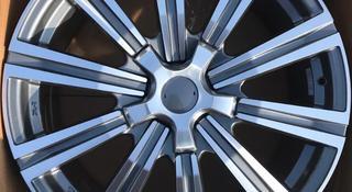 Комплект дисков Lexus 570 от Rainbow Dance Allow Wheels в Астане за 170 000 тг. в Нур-Султан (Астана)