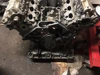 Двигатель на ауди a8 q7 a6 3.0 TFSI Turbo за 95 000 тг. в Алматы