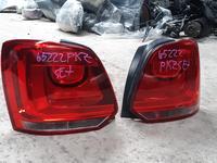 Задний фонарь Volkswagen Polo 5 Хэчбек из Японии за 50 000 тг. в Тараз