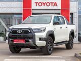 Toyota Hilux 2021 года за 28 500 000 тг. в Алматы