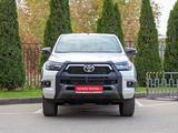 Toyota Hilux 2021 года за 28 500 000 тг. в Алматы – фото 3