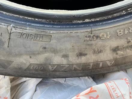 Шины Летние Bridgestone Alenza 001 225/60/r18 2018 года за 200 000 тг. в Алматы – фото 8
