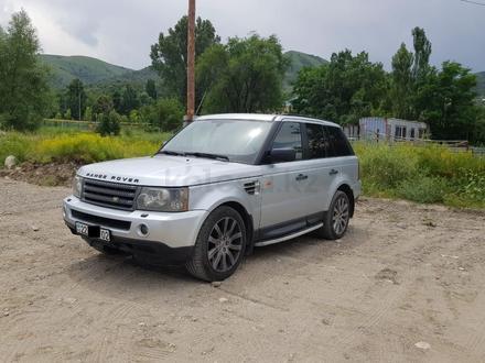 Land Rover Range Rover Sport 2006 года за 5 500 000 тг. в Алматы – фото 2