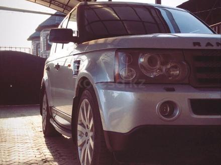 Land Rover Range Rover Sport 2006 года за 5 500 000 тг. в Алматы – фото 8