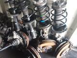 Амортизаторы на Toyota Estima привозные из Японии Заводской за 12 500 тг. в Атырау – фото 3