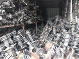 Амортизаторы на Toyota Estima привозные из Японии Заводской за 12 500 тг. в Атырау – фото 4