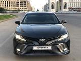 Toyota Camry 2018 года за 12 900 000 тг. в Нур-Султан (Астана) – фото 2