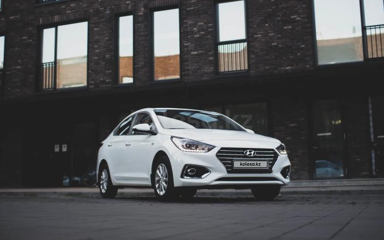 Hyundai Accent 2019 года за 7 700 000 тг. в Алматы